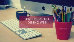 Tendencias del diseño web