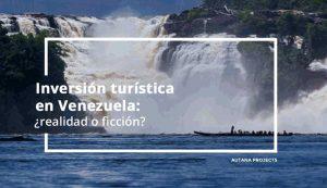 Inversión turística en Venezuela