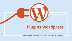 Plugins WordPress Webs Hoteles