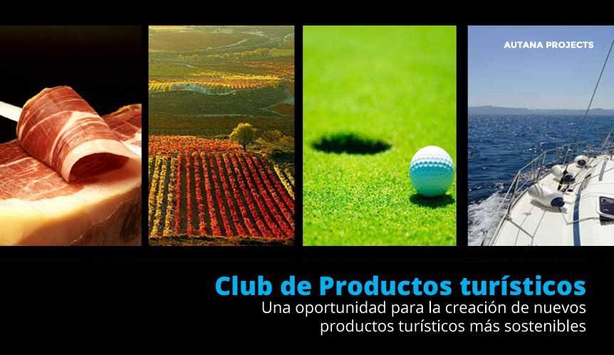 Club de productos turísticos y comercialización