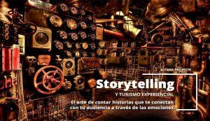 Storytelling y turismo experiencial