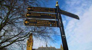 Proyectos de señalización turística