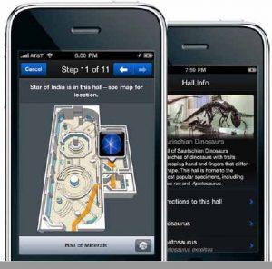 App guía geolocalización museos