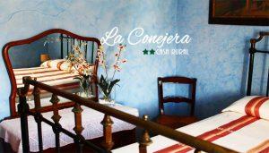 Web casa rural la Conejera