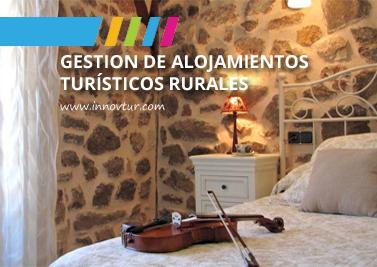 Curso gestión de alojamientos de turismo rural