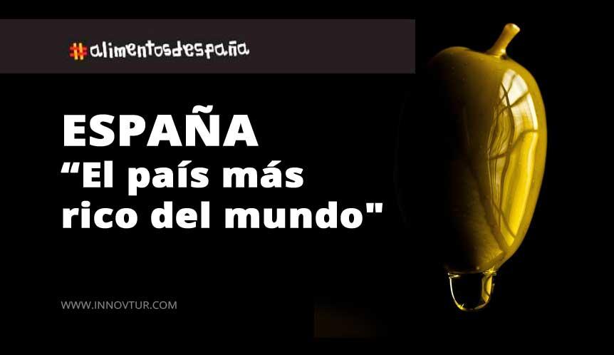 España el país más rico del mundo