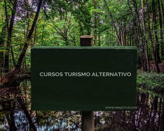 Cursos de turismo alternativo