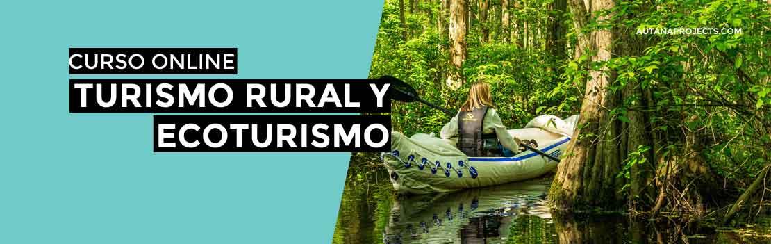 Curso ecoturismo y turismo rural