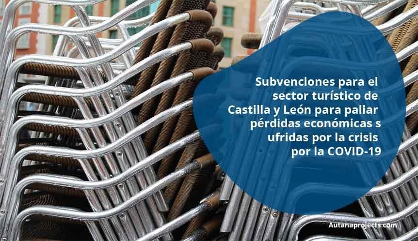 Subvenciones directas empresas turísticas Castilla y León